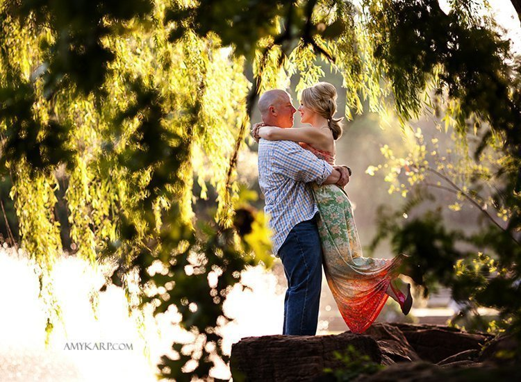 dallas fort worth wedding photographer at botanic gardens (10)
