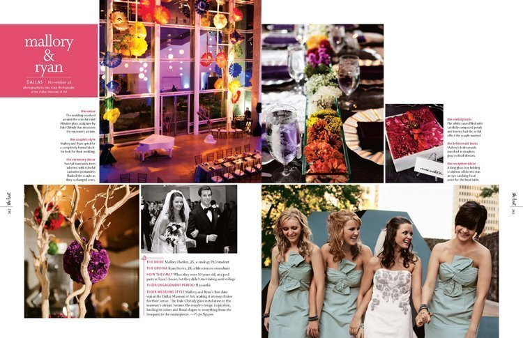 dallas wedding photographer the knot magazine (1)