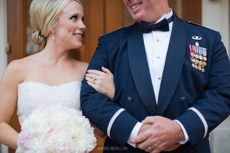 Elizabeth and Kevin's Fort Worth Wedding at the Historic Ashton Hotel