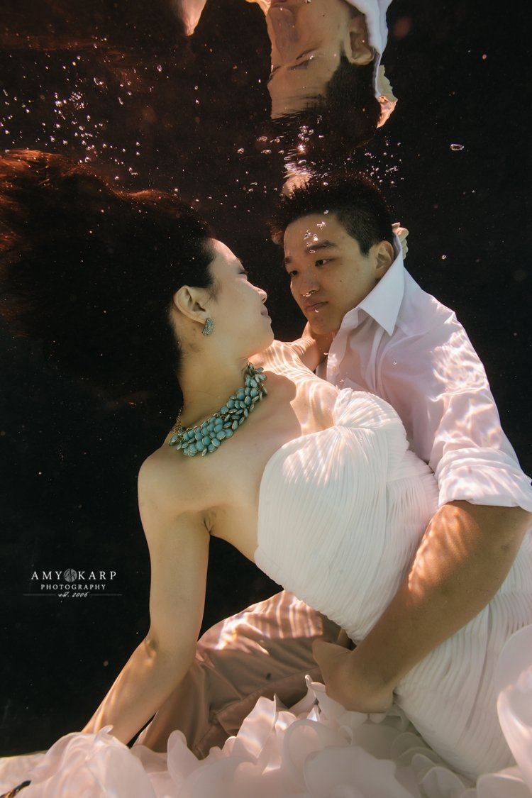 underwater and dallas wedding photography (5)
