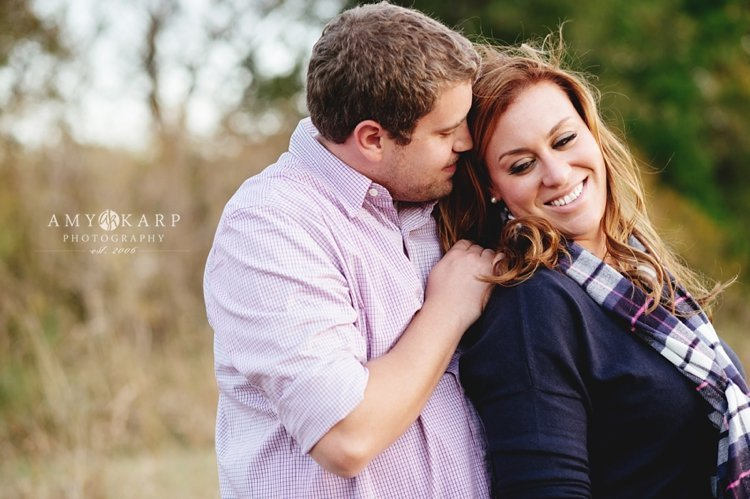 Kim and John's Fun Engagement Session