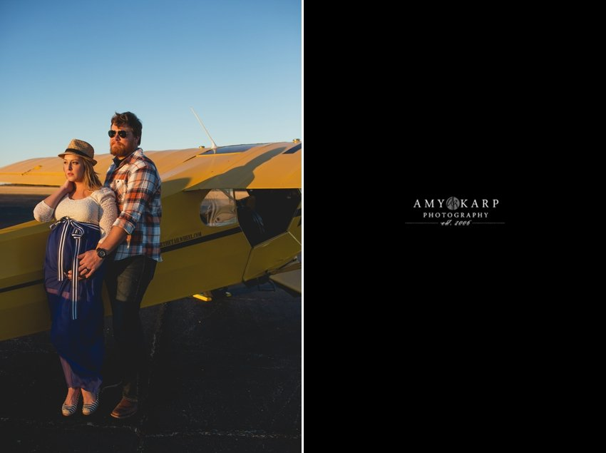 dallas-family-photographer-maternity-portraits-with-a-plane-kelley-matt-007