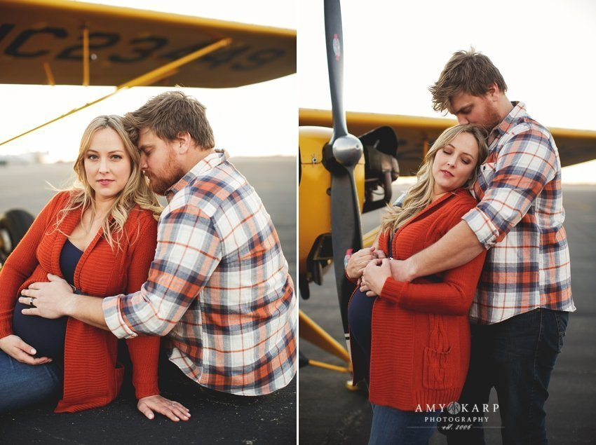 dallas-family-photographer-maternity-portraits-with-a-plane-kelley-matt-012