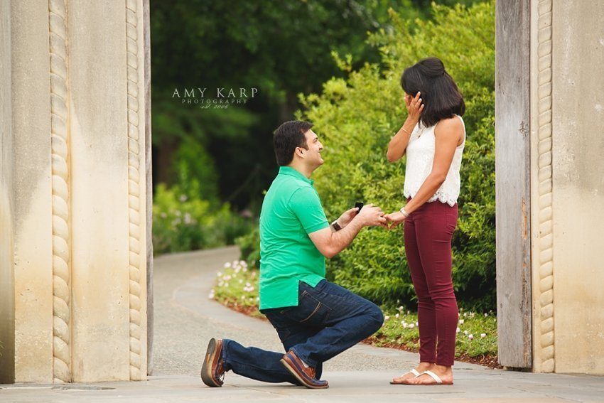 Dallas Arboretum Proposal Sahil and Pooja