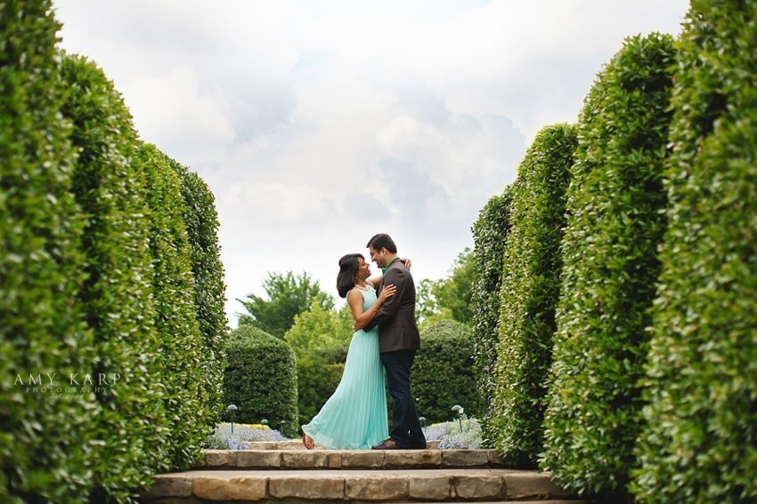 Dallas Arboretum proposal