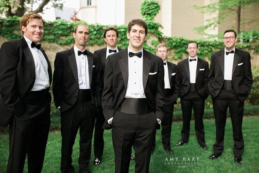 dallas wedding photographer at park cities presbyterian church